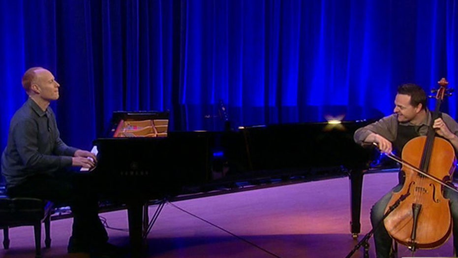 'Rolling in the Deep' performed by The Piano Guys