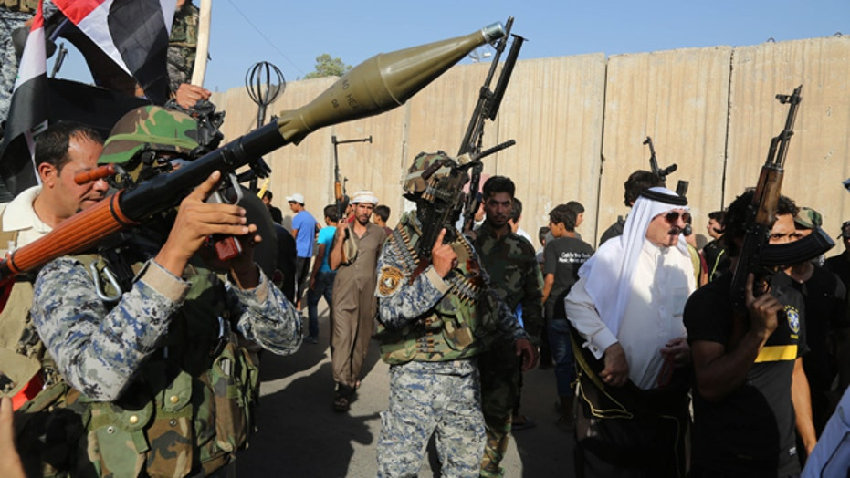 Fighting in Iraq highlights age-old religious conflict