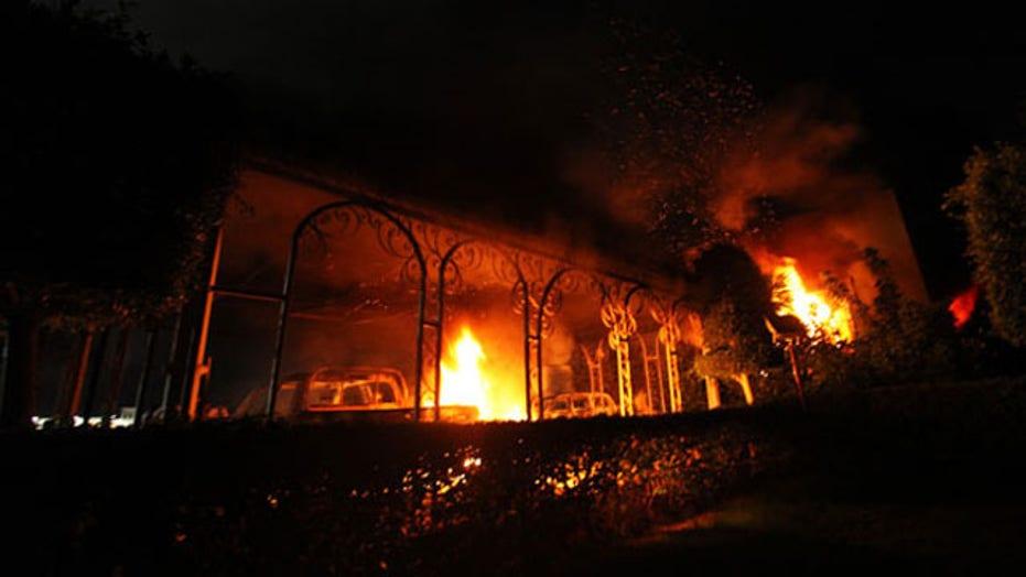 Suspect in 2012 Benghazi terror attack captured in Libya