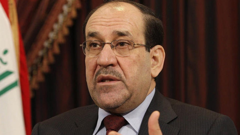 Is Iraq prime minister's credibility up for debate?