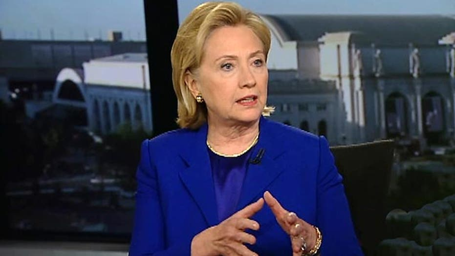 Clinton on capture of Abu Khatalla, night of Benghazi attack