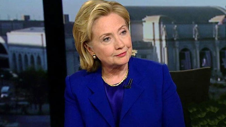 Clinton on Benghazi, whether Obama disappointed her