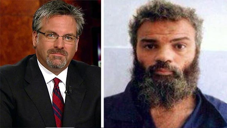 Hayes:  Benghazi suspect's arrest
