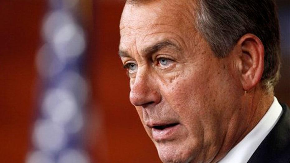 Boehner calls Senate's current immigration plan 'laughable'