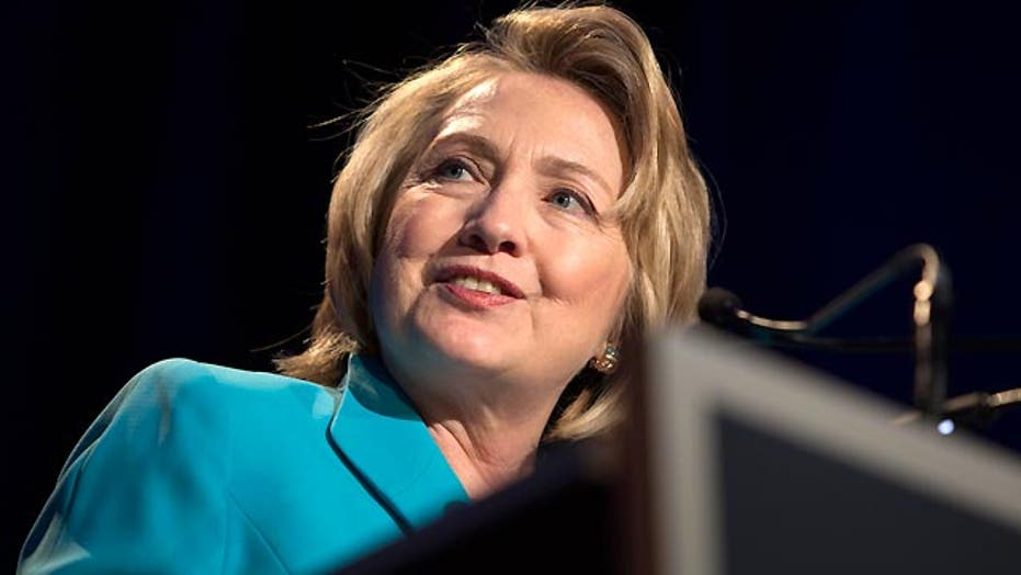 Looking ahead at potential for Hillary Clinton in 2016