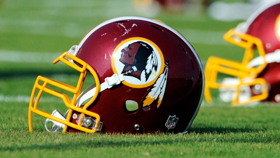 US patent office cancels 'Redskins' trademark