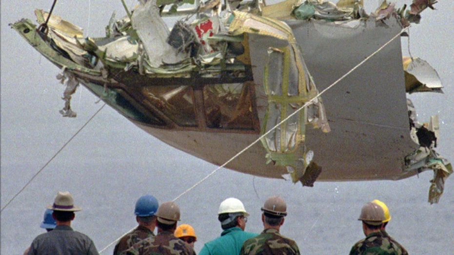 Reaction to new claims about TWA Flight 800 crash
