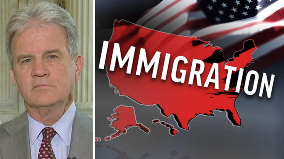 Top GOP senator doubts CBO score on immigration reform bill