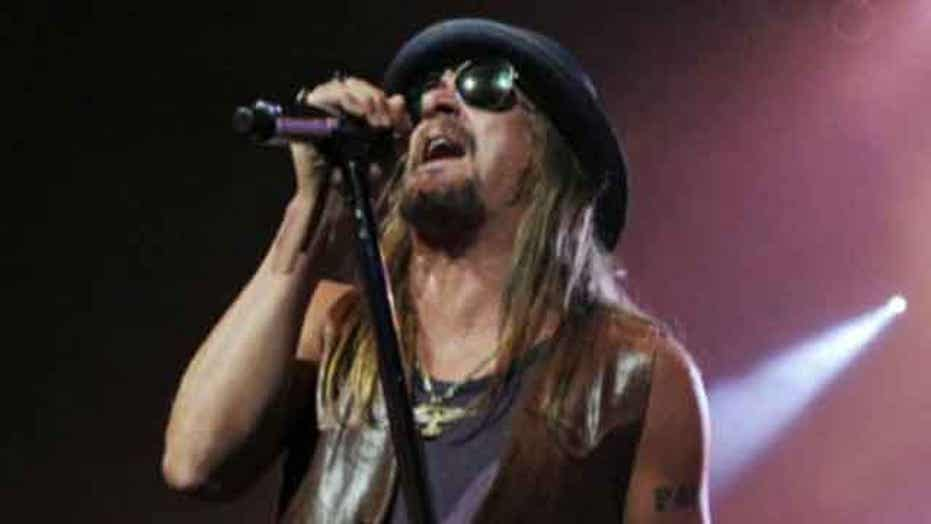 Kid Rock changing the economics of touring