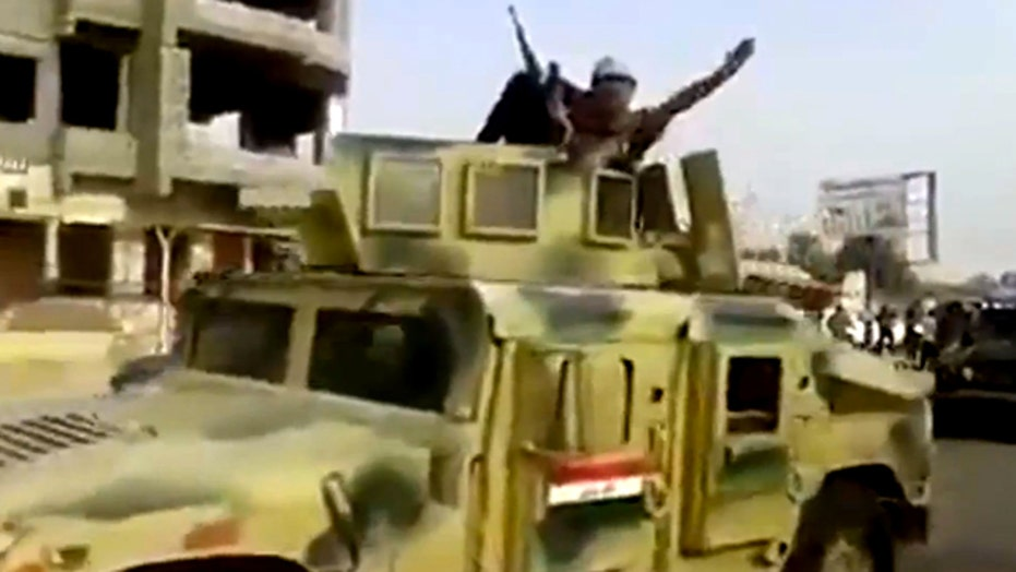 ISIS working to win hearts and minds of Iraqis?