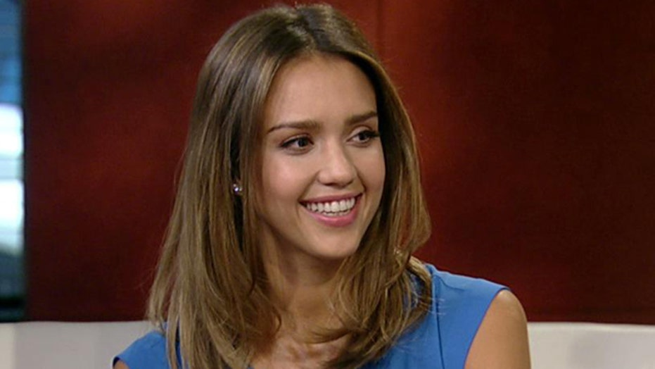 Jessica Alba on juggling acting, business and motherhood