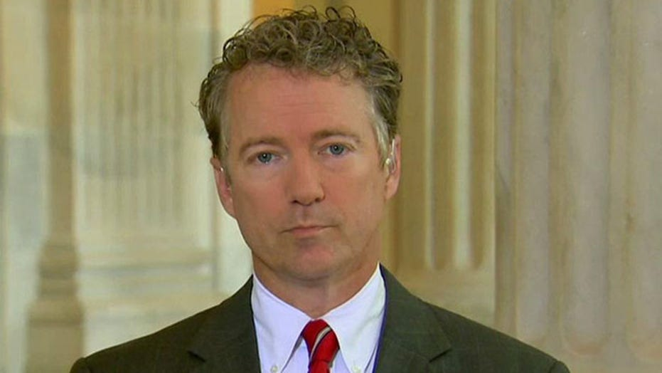 Rand Paul on Iraq crisis: 'I would follow the Constitution'