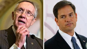 GOP Caught in Reid's Immigration Squeeze Play