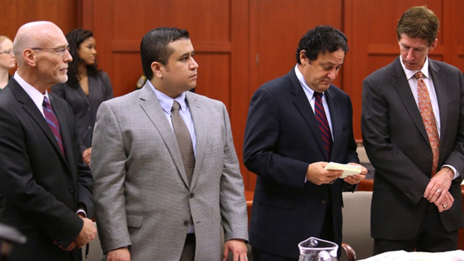 Stand your ground law an issue in Zimmerman trial