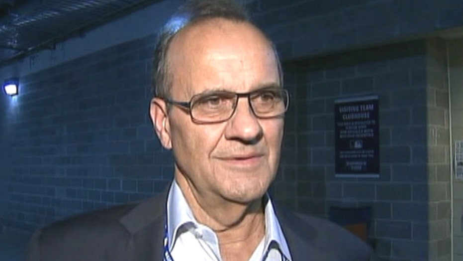 Joe Torre 'very proud of daughter's life-saving catch
