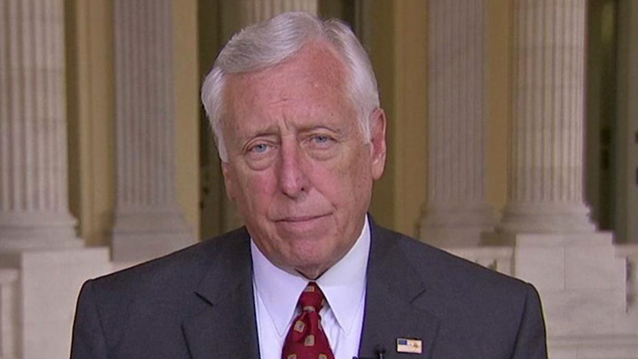 Rep. Hoyer: Market responded to 'good news' as if 'bad news'