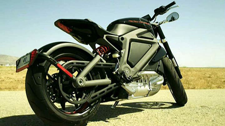 Will first electric motorcycle satisfy Harley-Davidson fans?