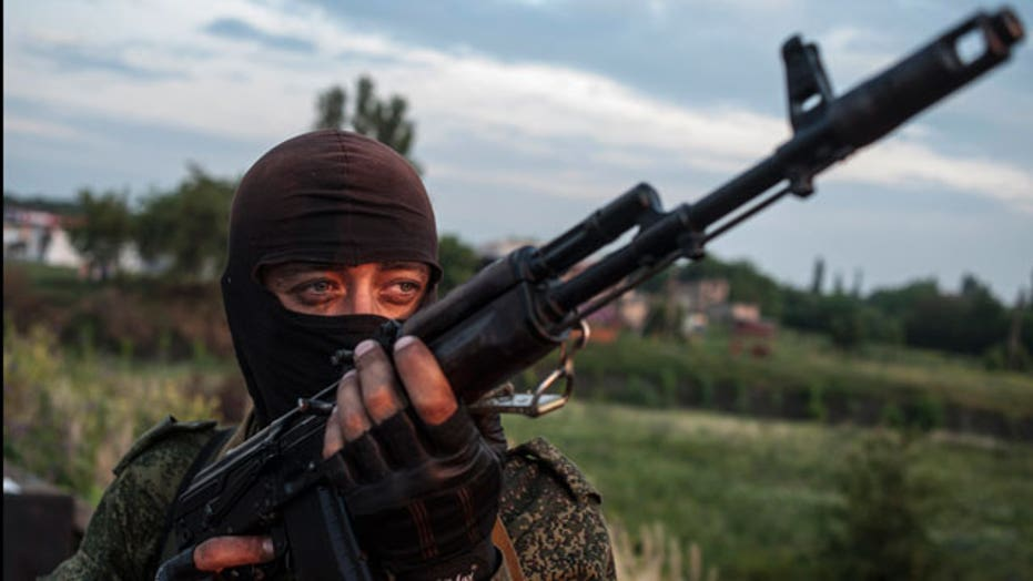 Violence continues in Ukraine despite cease-fire call