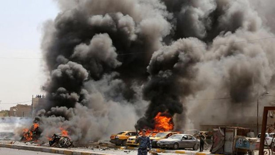 Iraq burns: Wrong time to hike gas taxes?