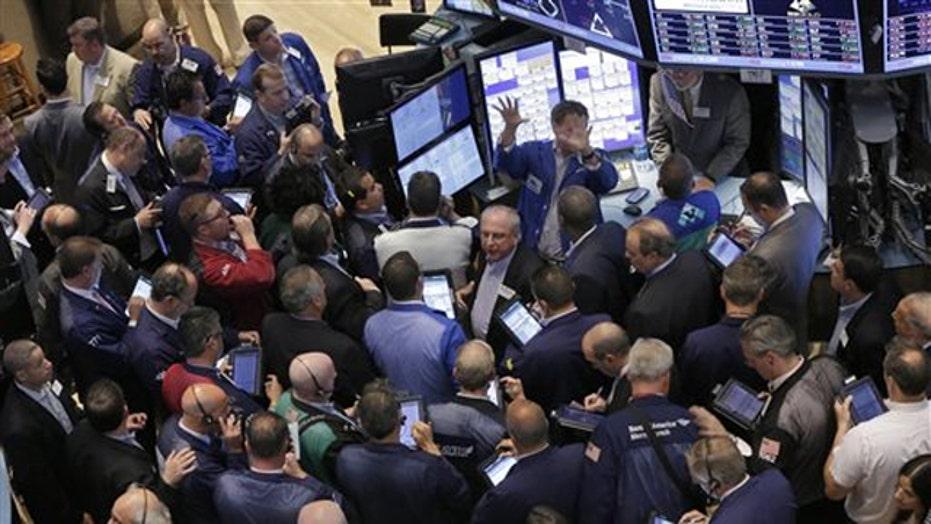 Fed fears rattle markets