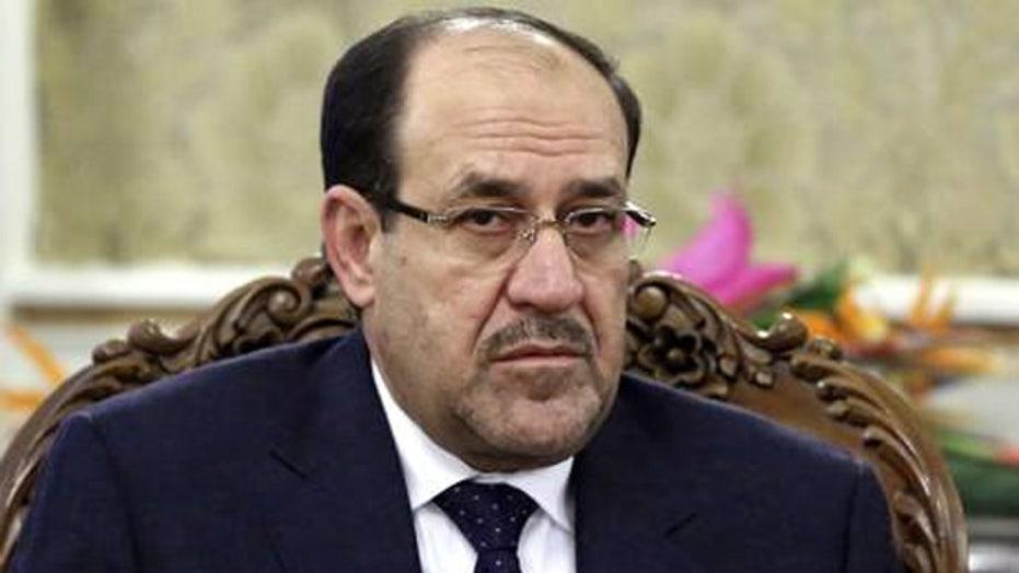 Who is Iraq P.M. Nouri al-Maliki?