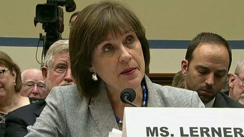 Lois Lerner's missing e-mails