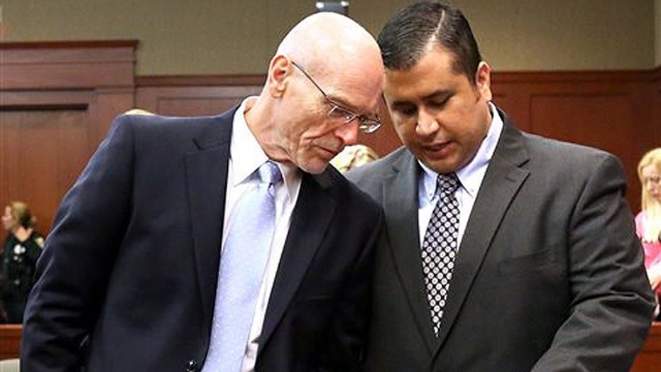 Opening statements in the Zimmerman trial