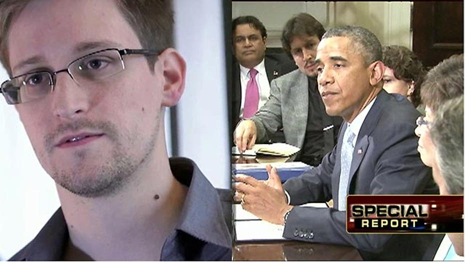 Does administration look weak in hunt for Snowden?