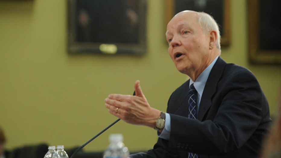 Sparks fly in second IRS hearing