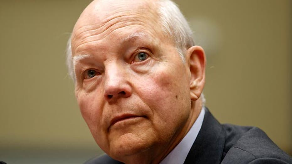 Implications of IRS scandal for administration