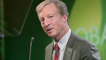 Like bad reality TV: Billionaire turned Democratic donor Tom Steyer tries his hand at politics