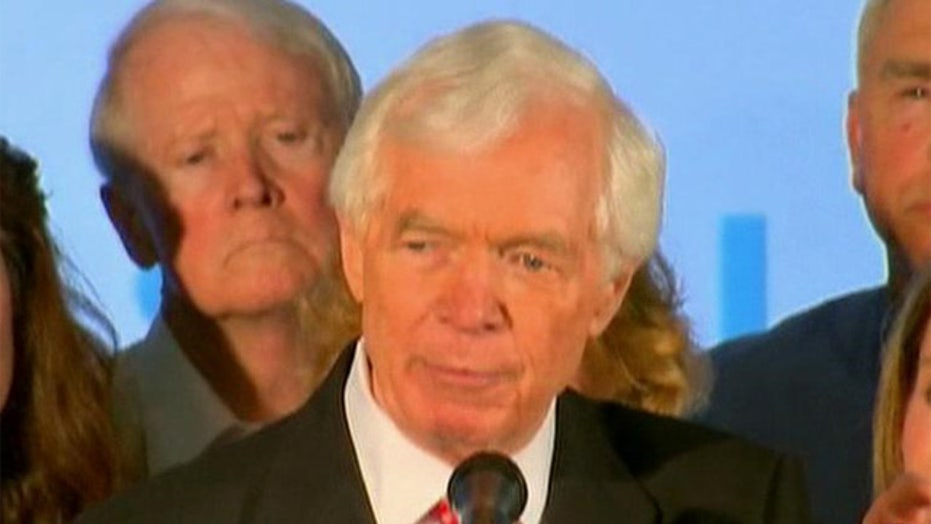 Thad Cochran declared winner in Mississippi Senate primary