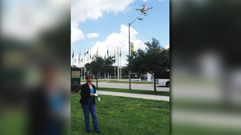 University lending drones to students for school projects