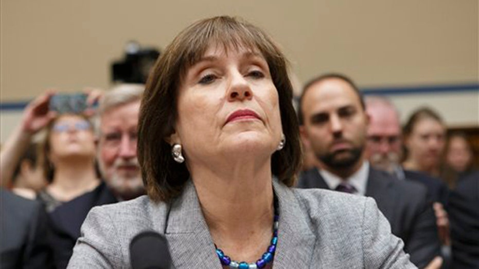 Timeline of deceit at the IRS