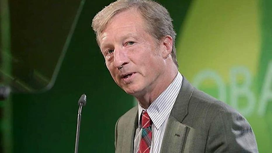 Is Tom Steyer the Dem's equivalent to the Koch brothers?