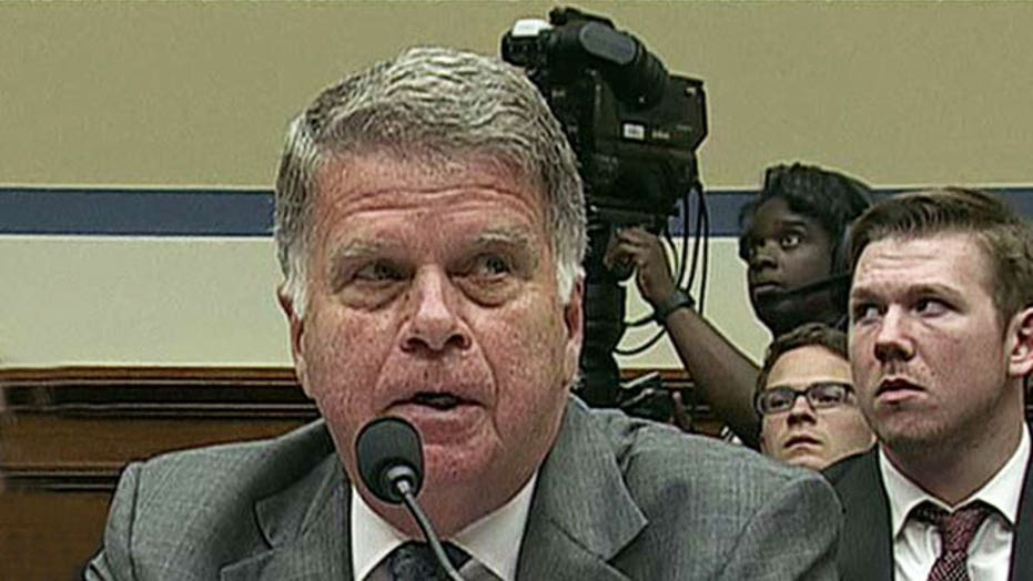 National Archives boss: IRS 'did not follow the law'