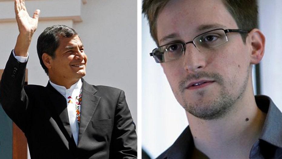 Will Ecuador grant Snowden asylum?