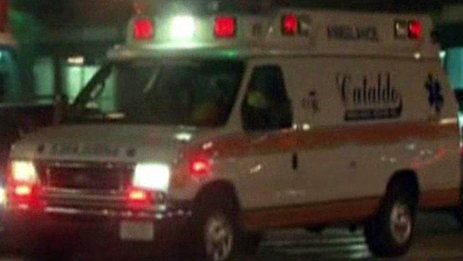Dozens hospitalized during Avicii concert in Boston