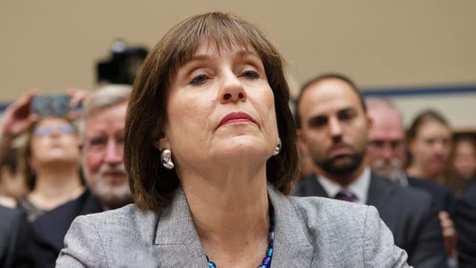 Report: Lerner targeted GOP senator for audit