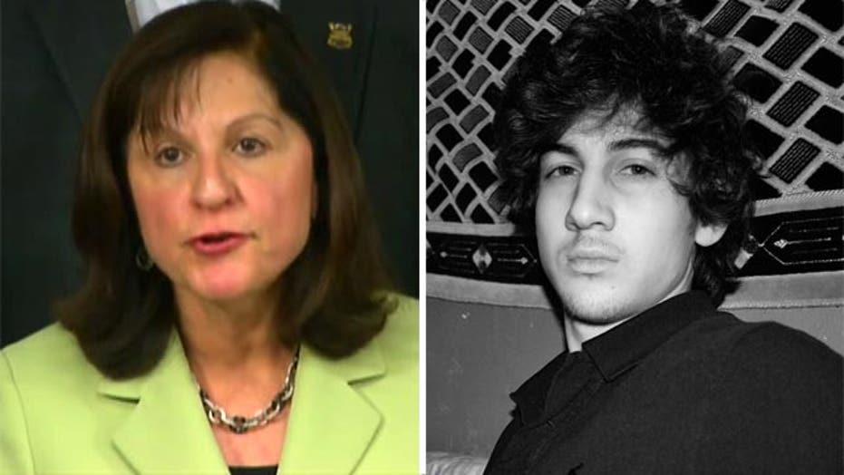 Boston marathon bomber indicted for murder