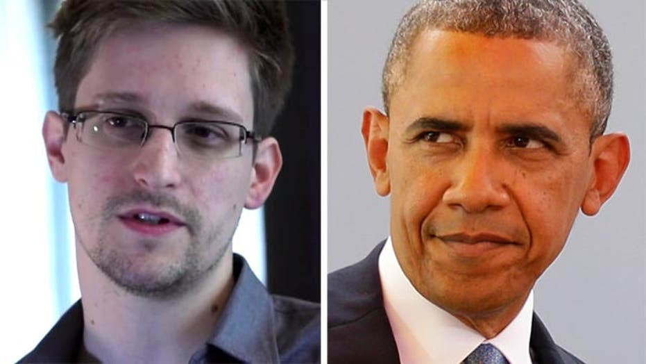 Debate over president's approach to finding Edward Snowden