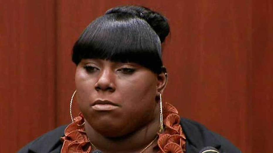 Trayvon Martin's friend retakes the stand