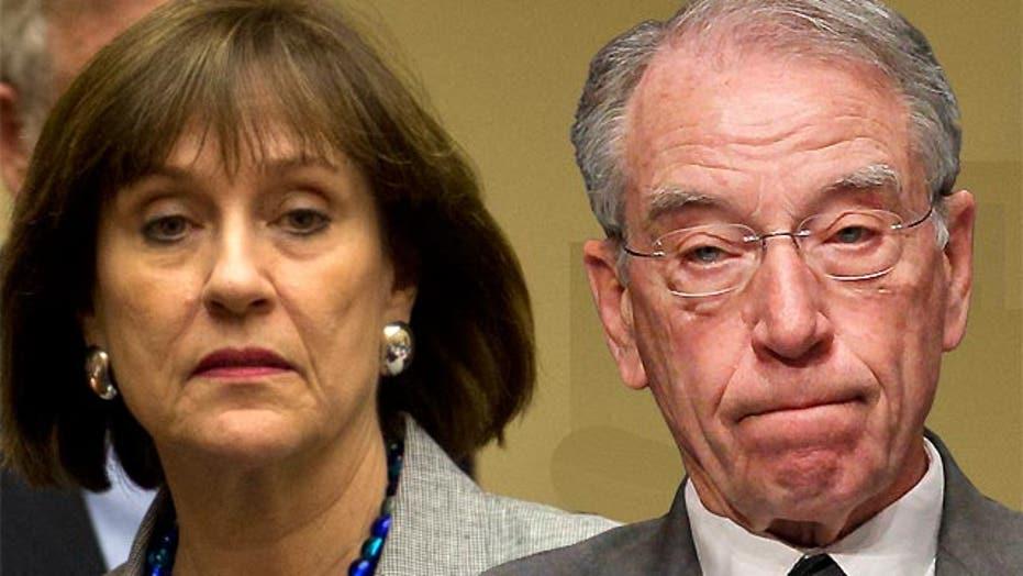 The backstory behind Lerner's IRS targeting of Grassley
