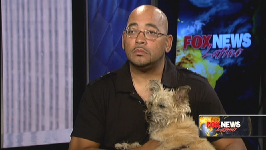 Latino spends retirement savings to open animal shelter