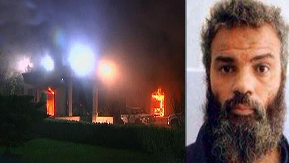 Benghazi terror suspect due in Washington, DC