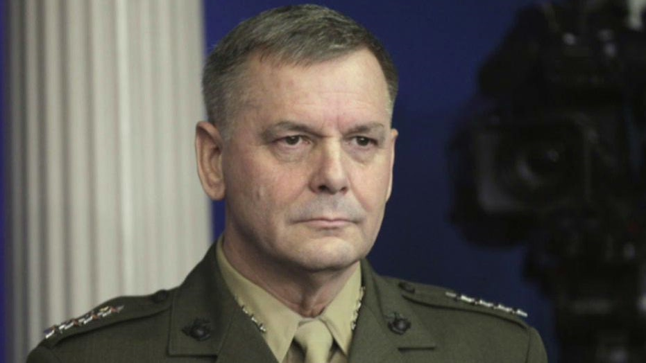 Retired 4-star general under investigation for Stuxnet leaks