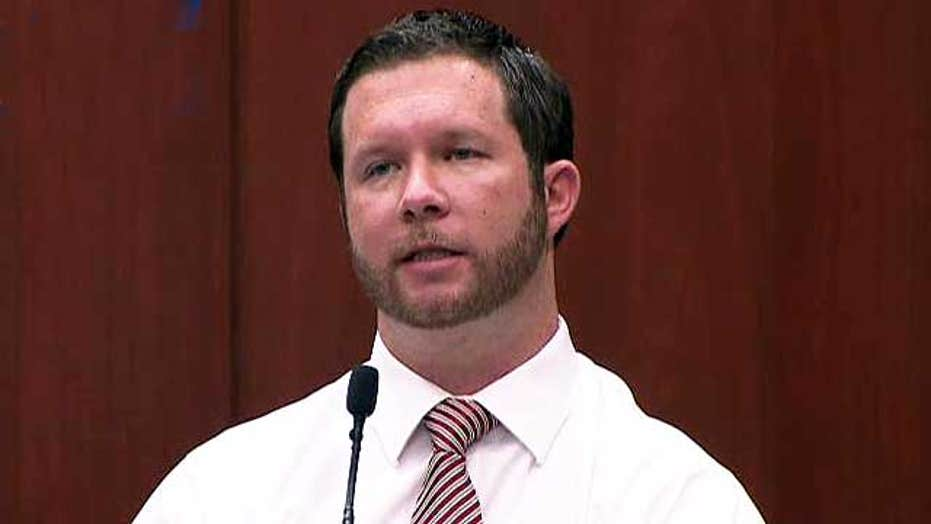 Second key state witness testifies in Zimmerman trial