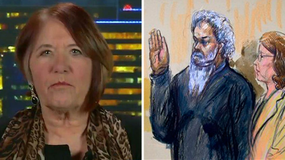 Benghazi victim's mother outraged over suspect's trial