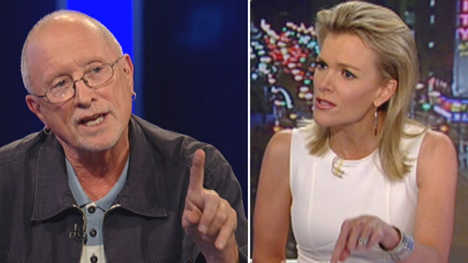 Megyn Kelly challenges Bill Ayers about his criminal past
