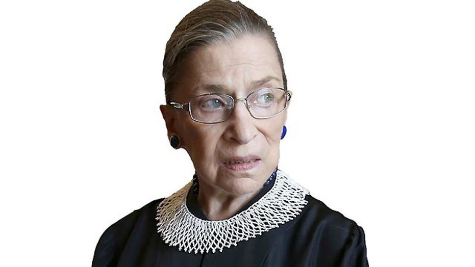 Greta: The drumbeat from far left against Justice Ginsburg